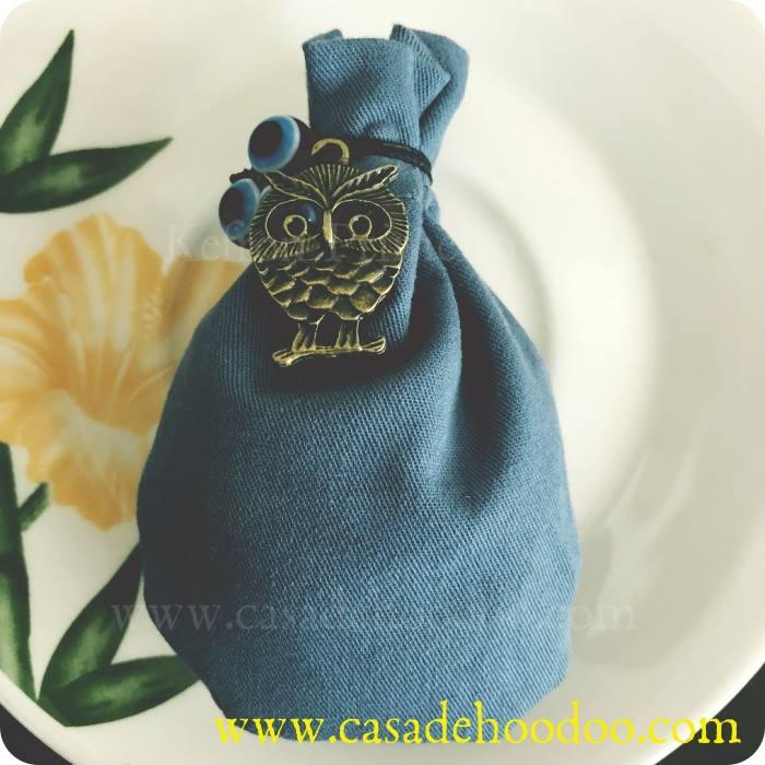 e69377b1ab413 Amuleto de Proteção da Casa (Lote 01) – • Casa de Hoodoo •